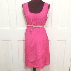 MOTHERHOOD MATERNITY Hot Pink Dress